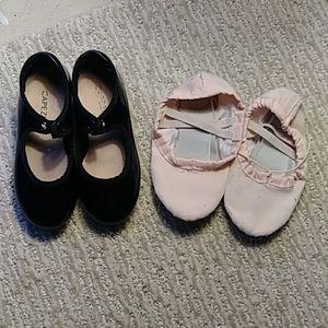 Tap/Ballet shoes size 8